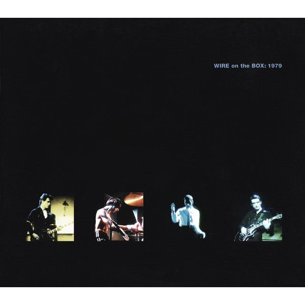 WIRE / On The Box: 1979 (CD+DVD)