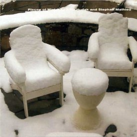 JOHN HUDAK AND STEPHAN MATHIEU / Pieces Of Winter (CD)