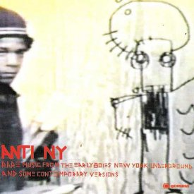 Various  / anti ny (CD 国内盤仕様)