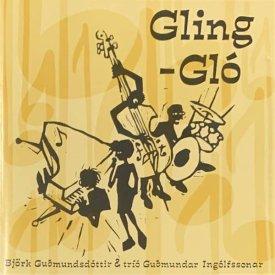 BJORK GUDMUNDSDOTTIR & TRIO GUDMUNDAR INGOLFSSONAR / Gling-Glo (LP)