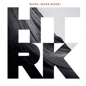 HTRK / Work (Work, Work) (CD)