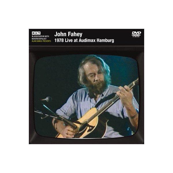 JOHN FAHEY / 1978 Live at Audimax Hamburg (DVD)