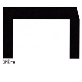 ALVA NOTO / Univrs (CD/2LP)