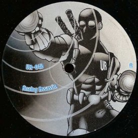 UNDERGROUND RESISTANCE / The Analog Assassin (12 inch)