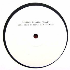 DIGITAL MYSTIKZ / Wait - KODE9 / Magnetic City (12 inch)