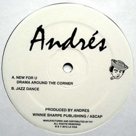 ANDRES / New For U (12 inch)