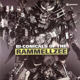 RAMMELLZEE / Bi-Conicals Of The Rammellzee (2LP)