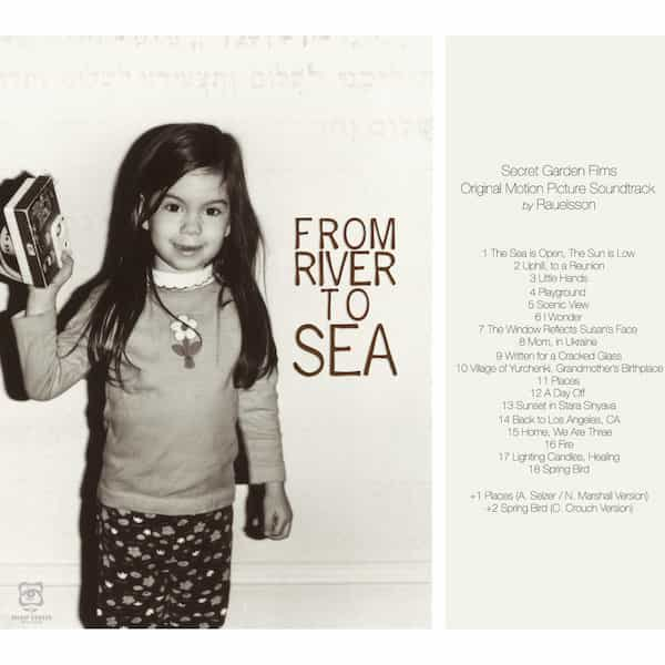 RAUELSSON / From River To Sea (CD)