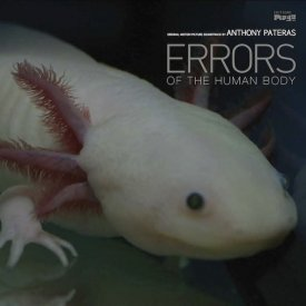 ANTHONY PATERAS / Errors Of The Human Body OST (2LP)