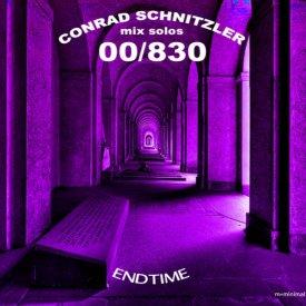 CONRAD SCHNITZLER / 00/830 Endtime (CD/2LP)