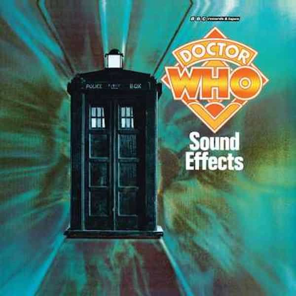 BBC RADIOPHONIC WORKSHOP / Doctor Who Sound Effects (LP)