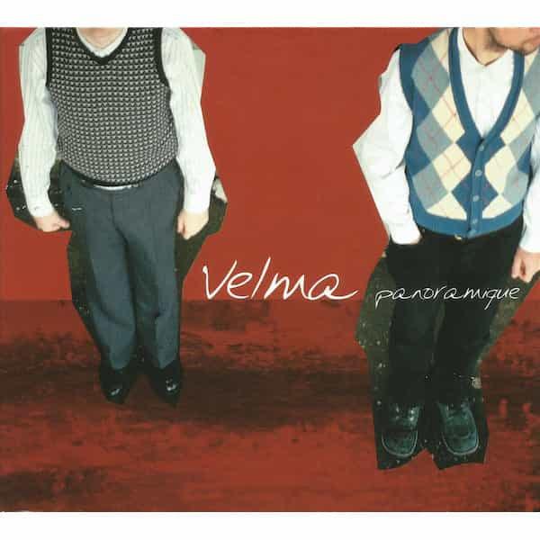 VELMA / Panoramique (CD) - sleeve image