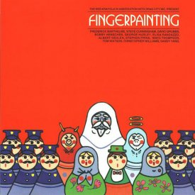 THE RED KRAYOLA / Fingerpainting (CD)
