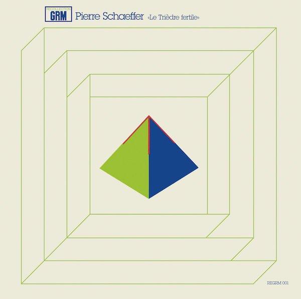 PIERRE SCHAEFFER / Le Trièdre Fertile (LP)