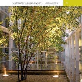 TAYLOR DEUPREE + CHRISTOPHER WILLITS / Listening Garden (CD)