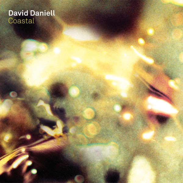 DAVID DANIELL / Coastal (CD) - sleeve image