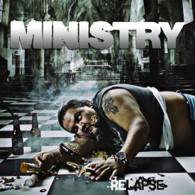 MINISTRY / Relapse (LP)