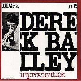 DEREK BAILEY / Improvisation (LP 180g)