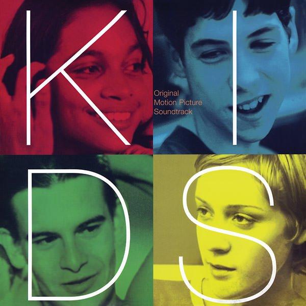 Various / KIDS (Original Motion Picture Soundtrack) (CD)