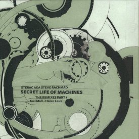STERAC Aka STEVE RACHMAD / Secret Life Of Machines (The Remixes Part 1) (12inch)