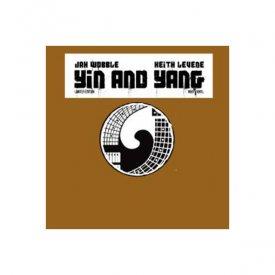 JAH WOBBLE & KEITH LEVENE / Yin & Yang (LP)