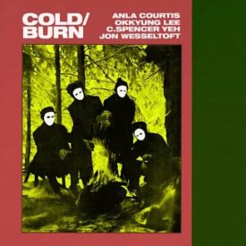 ANLA COURTIS + OKKYUNG LEE + C. SPENCER YEH + JON WESSELTOFT / Cold/Burn (LP)