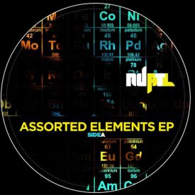 Various / Assorted Elements EP (12 inch)