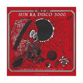 SUN RA / Disco 3000 (Complete Milan Concert 1978) (2CD)