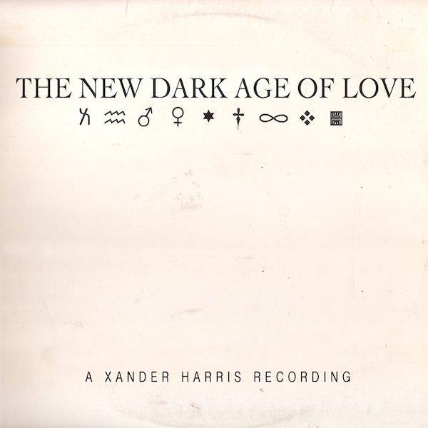 XANDER HARRIS / Night Fortress (CD)