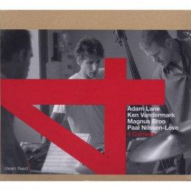 4 CORNERS (Adam Lane, Ken Vandermark, Magnus Broo, Paal Nilssen-Love) / 4 Corners (CD)
