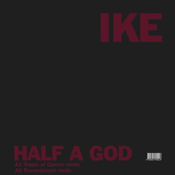 IKE YARD / Half A God / Cherish 8 (12 inch)