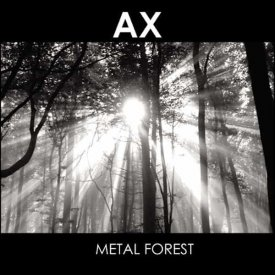 AX / Metal Forest (CD)