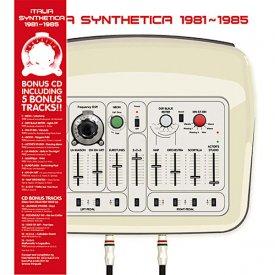 Various / Italia Synthetica 1981-1985 (LP+CD)