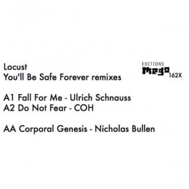 LOCUST / You'll Be Safe Forever remixes (12 inch)