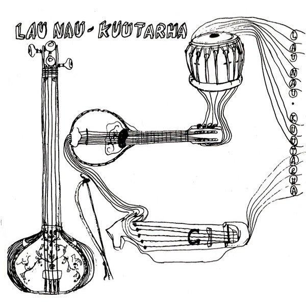 LAU NAU / Kuutarha (LP)