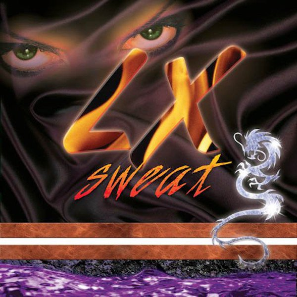 LX SWEAT / City Of Sweat (LP)