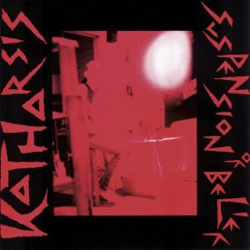 KATHARSIS / Suspension Of Belief (LP+DL)