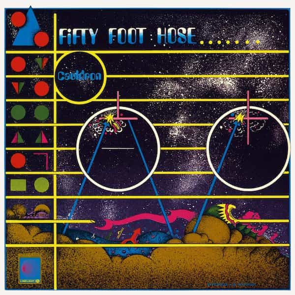 FIFTY FOOT HOSE / Cauldron (LP)