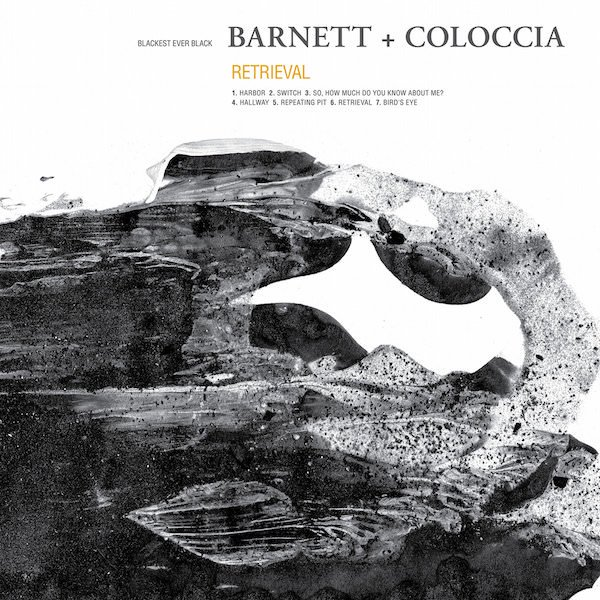 BARNETT + COLOCCIA / Retrieval (LP) - sleeve image