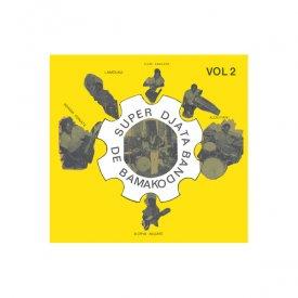 SUPER DJATA BAND DE BAMAKO / Vol. 2 Feu Vert 81-82 (LP)