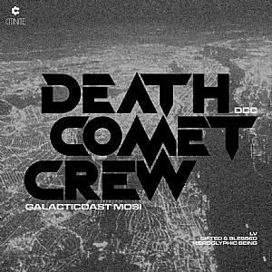 DEATH COMET CREW / Galacticoast Mosi (12 inch)