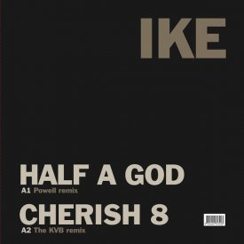 IKE YARD / Remixes # 3 (12 inch)
