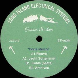 GUNNAR HASLAM / Porte Maillot (12 inch)
