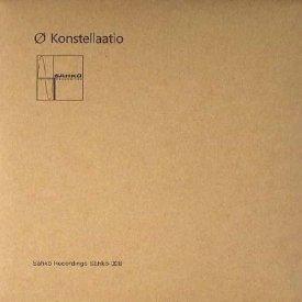 Ø (aka Mika Vainio) / Konstellaatio (CD)