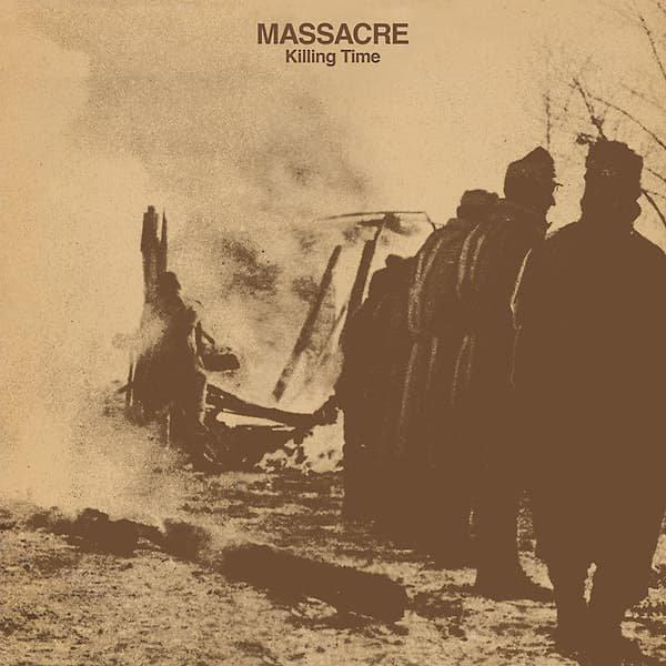 MASSACRE / Killing Time (2LP)