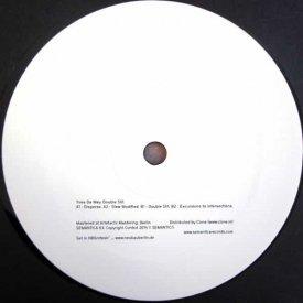 YVES DE MEY / Double Slit (12 inch)