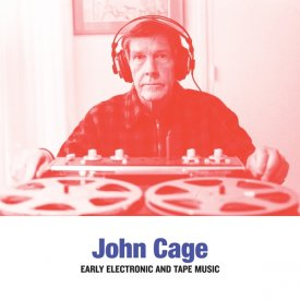 JOHN CAGE / Early Electronic & Tape Music (LP)