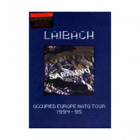 LAIBACH / Occupied Europe NATO Tour 1994-95 (CD+VIDEO)