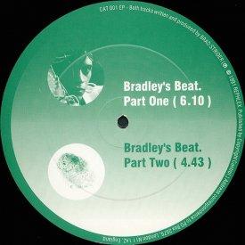 BRAD STRIDER  (aka APHEX TWIN) / Bradley's Beat (12 inch)