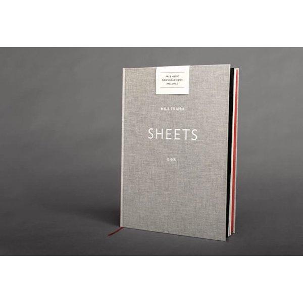 NILS FRAHM / Sheets - Eins (Book+DL)